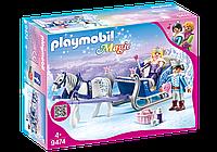 Игровой набор Playmobil Королевская пара в карете, фото 1