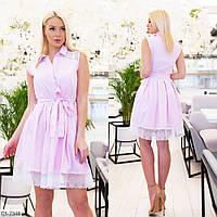 Женское стильное платье, летнее платье