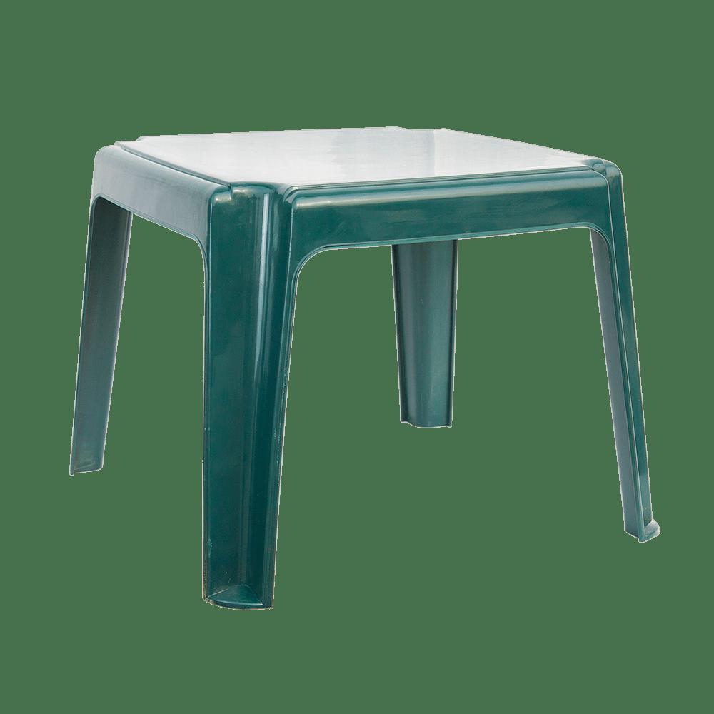 Столик для шезлонга Papatya ROYAL 05 темно-зелений
