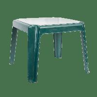 Столик для шезлонга Papatya ROYAL 05 темно-зелений, фото 1