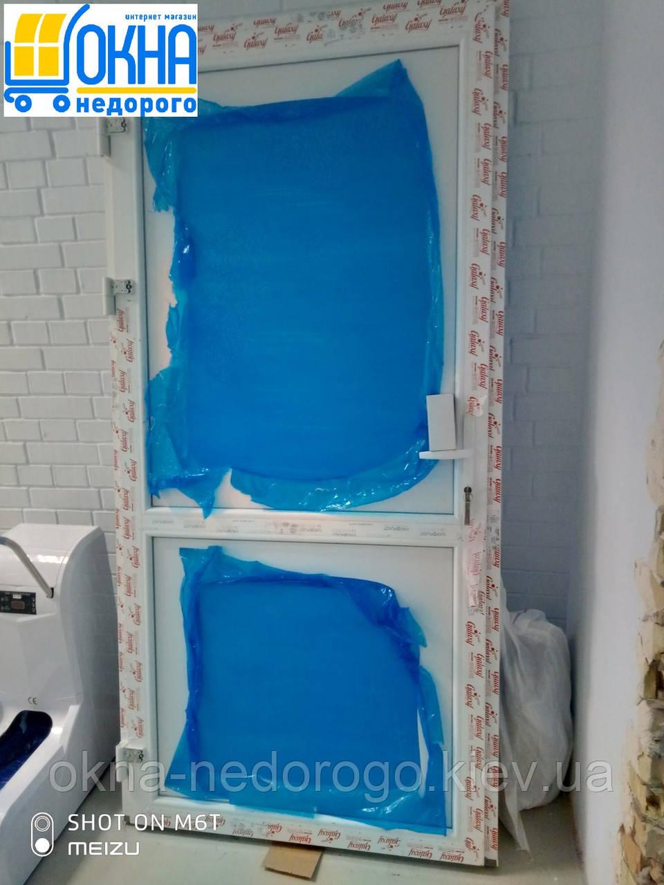 Металопластикові двері Буча