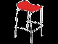 Барный стул Papatya X-Treme BSS красный, фото 1
