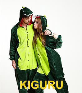 Пижама кигуруми Динозавр