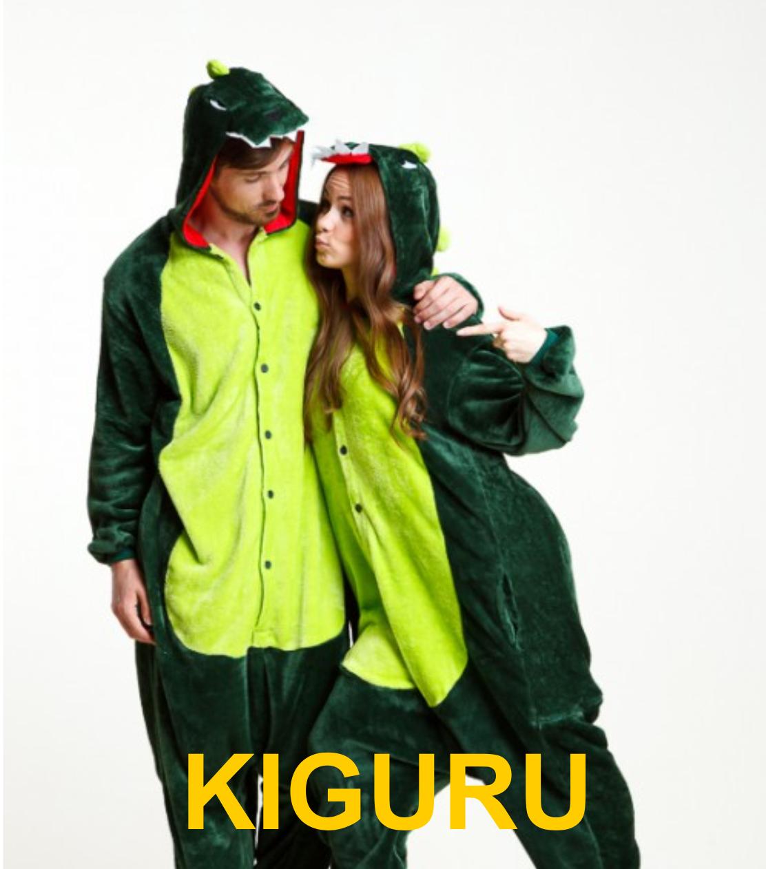 Пижама кигуруми Динозавр 17752f126f24e