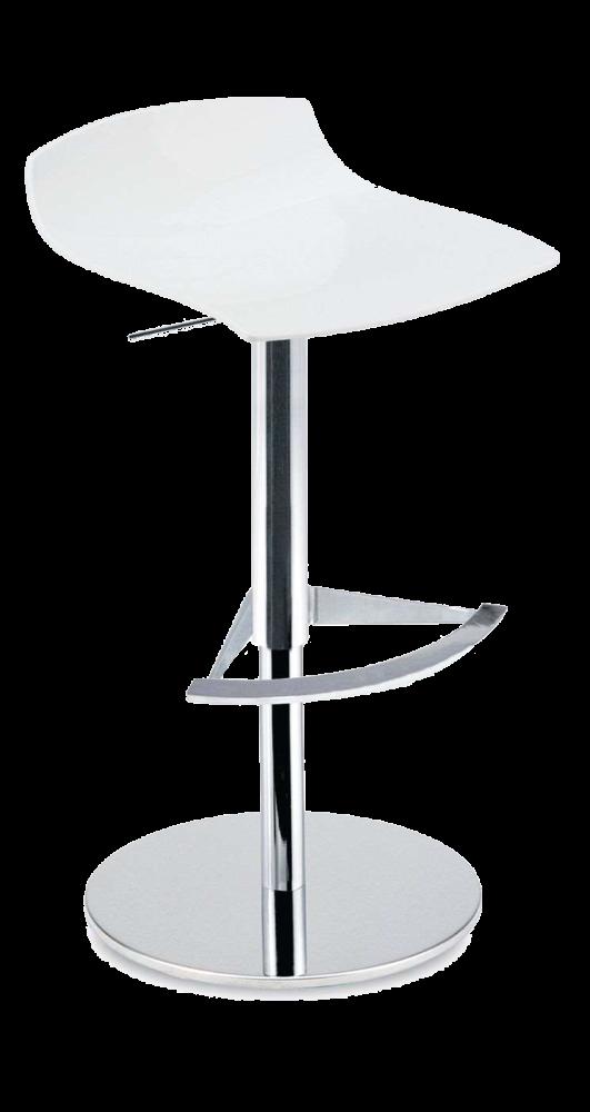Барное кресло Papatya X-Treme B белый