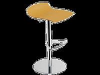 Барное кресло Papatya X-Treme B матовый темно-желтый, фото 1