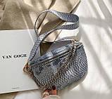 Женская сумка кросс боди, фото 5