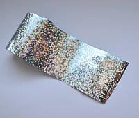 Фольга для литья и дизайна ногтей серия А №24 (длина 1м)