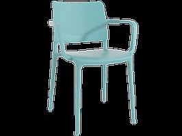 Кресло Papatya Joy-K аква синий