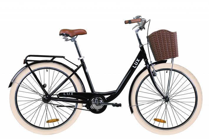 """Велосипед 26"""" Dorozhnik LUX 2020 (антрацитовый (м)), фото 2"""