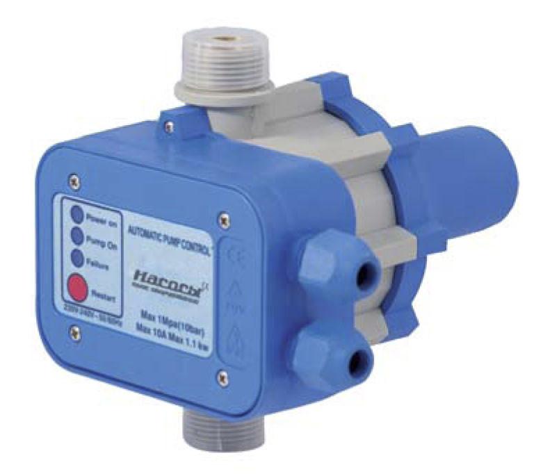Електронний контролер тиску «Насоси плюс обладнання» EPS-II-12