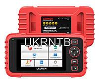 Автосканер LAUNCH CRP123X ориг. / OBD2 + АКПП + ABS + SRS Airbag + ETB + EPB/SBC + SAS