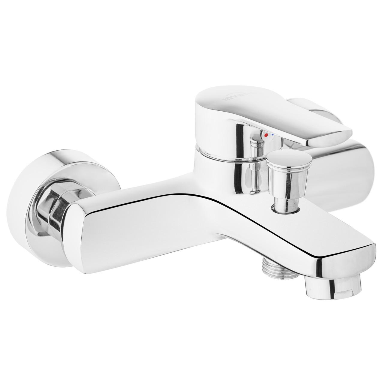 Змішувач для ванни Invena Verso BW-82-001