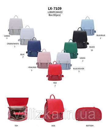 Женский качественный рюкзак аналог David Jones, фото 2
