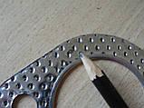 Прокладка Lacetti глушителя резонатора диаметром 46.3мм 96553714 Украина №2 Chevrolet Шевролет Лачетти Ласетти, фото 3