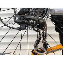 """Гірський Велосипед TopRider 26 дюймів""""680"""" біло-рожевий, фото 2"""