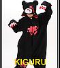 Пижама медведь гризли убийца кигуруми