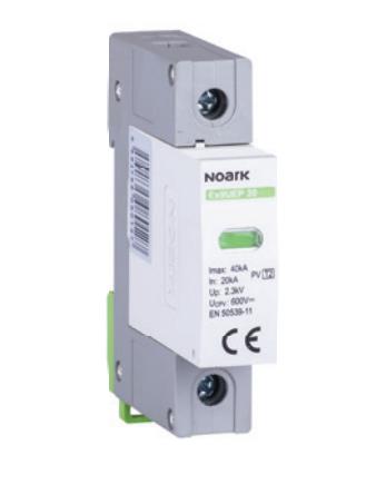 Імпульсне реле Noark 32А 24VDC 2p Ex9JU-32/2P DC24V 110288, фото 2