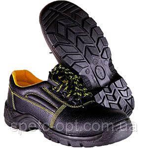 Туфли рабочие без метподноска, МБС (ПОЛЬША)