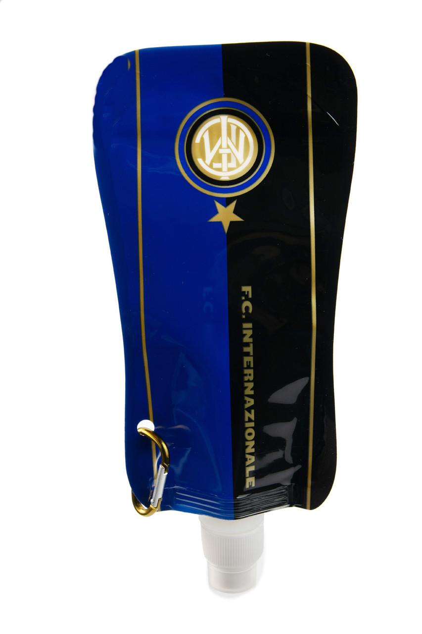 Складная бутылка  F.C.Internazionale 0,48л Синий, Белый