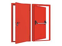 Одностворчатые противопожарные двери DoorHan, фото 1