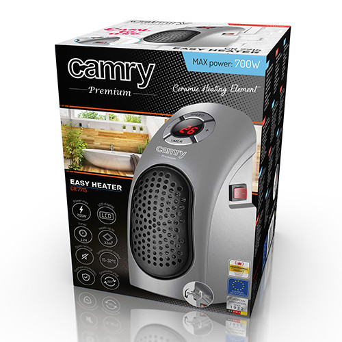 Тепловентилятор Camry CR 7715
