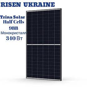 Солнечная батарея Trina Solar TSM-PE15H 340 ВТ, 9BB, HALF CELL