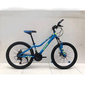 """Горный Велосипед TopRider 26 дюймов""""900"""" бирюзовый, фото 2"""
