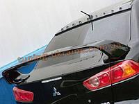 Спойлер (EVO-style) на Mitsubishi Lancer X , фото 1
