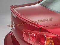 Спойлер-Сабля Mitsubishi Lancer X
