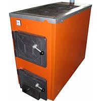 Котел ТермоБар АКТВ-20 (2 камфорный) комбинированный твердотопливный