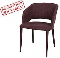 Коричневый мягкий стул Andorra (Андорра) Nicolas (бесплатная доставка)