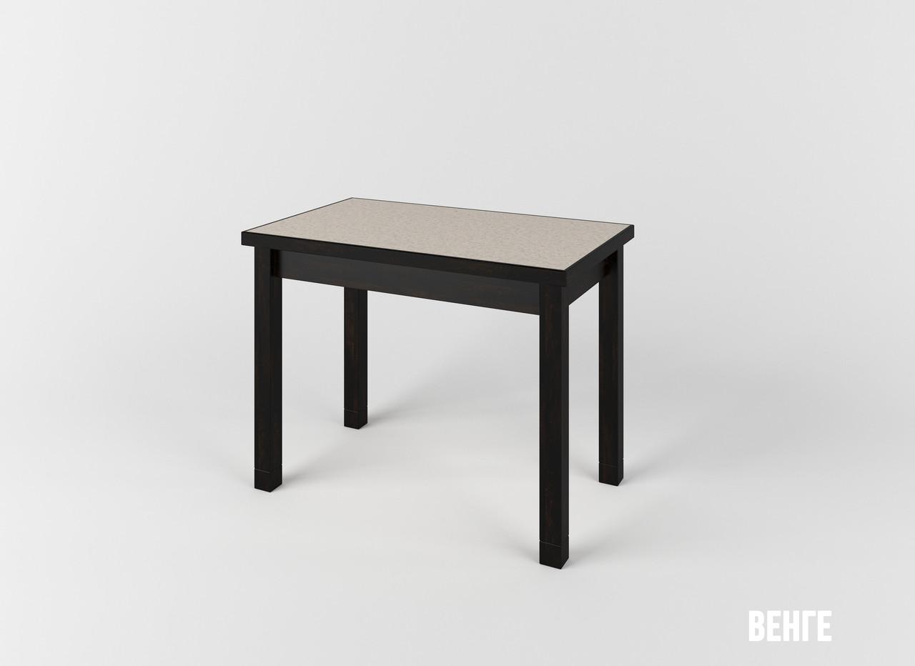 """Кухонний деревяний стіл """"Туніс"""" (різні кольори) 102*60см"""