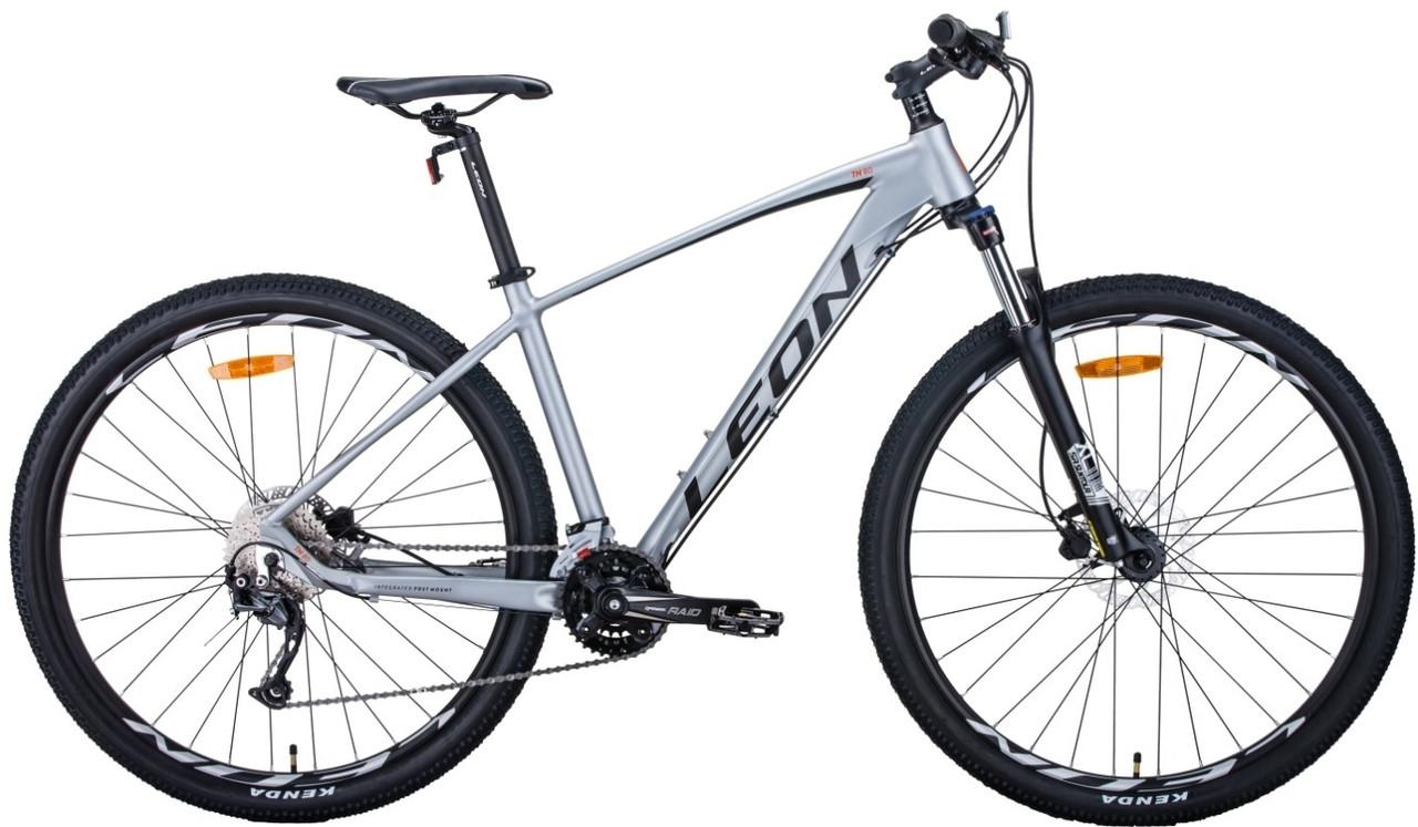 """Велосипед 29 """"Leon TN-80 2020 (сірий (м))"""