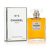 Chanel N5 Eau De Toilette Туалетная вода 100 ml (Шанель Номер Пять) Женские Духи Парфюмерия Eau De Toilette