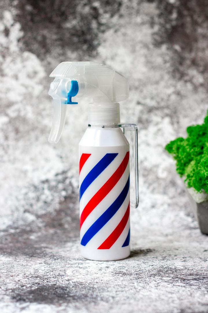 Распылитель парикмахерский полосатый