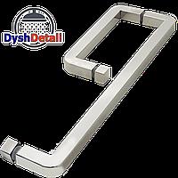 Ручка для дверей душевой кабины на три отверстия ( H-646 ) Металл