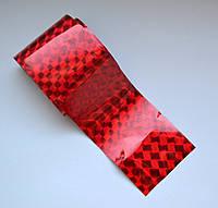 Фольга для литья и дизайна ногтей серия А №40 (длина 1м)