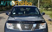 Мухобойка VIP  Nissan Pathfinder (R51) 2004-2010, фото 1