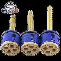 Картриджи для смесителей душевых кабин на четыре ( 4 ) положения  Ø37 мм