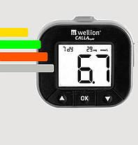 Глюкометр Wellion CALLA - Веллион Калла+100 тест-полосок, фото 2