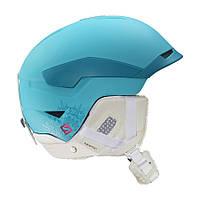 Горнолыжный шлем женский Salomon QUEST W SCUBA BLUE (MD)