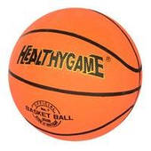 Мяч баскетбольный Метр+ VA 0001 (размер 7, 540 гр, микс расцветок)