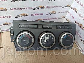 Блок управления печкой (отопителем) климат контролем Mazda 6 GH 2008-2012г.в. Англия
