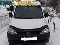 Мухобойка VIP Opel Combo B 1993-2001