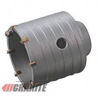 GRANITE  Сверло корончатое для бетона 110 мм 12 зубцов GRANITE, Арт.: 2-08-110