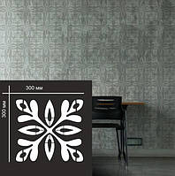 Трафарет пластиковый для декоративной штукатурки и краски