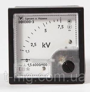 Вольтметр ЭВ0300