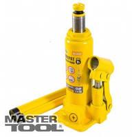 MasterTool  Домкрат гидравлический бутылочный  3 т, 194-372 мм, Арт.: 86-0030