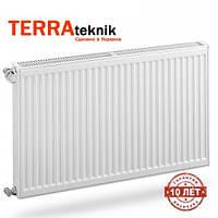 Terra Teknik 22 тип 300*400 - Стальной радиатор с боковым подключением